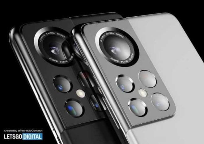 Đây có thể là thiết kế của Samsung Galaxy S22 Ultra - Ảnh 2.