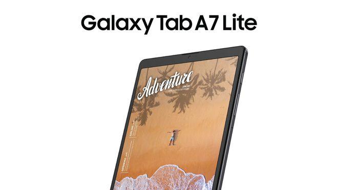 Galaxy Tab A7 Lite ra mắt tại VN: Máy tính bảng mới giá siêu rẻ của Samsung - Ảnh 1.