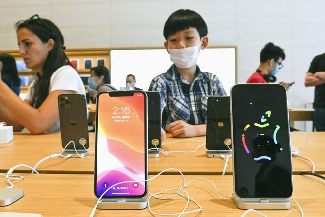 Bất chấp mọi áp lực, Trung Quốc vẫn là nguồn cung ứng lớn nhất của Apple - Ảnh 2.
