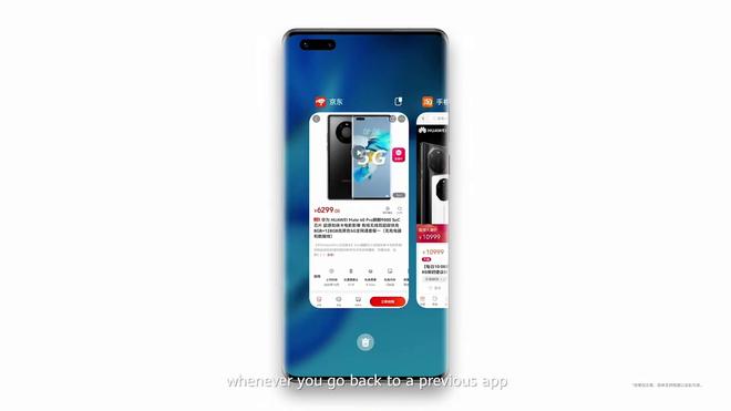 Huawei: HarmonyOS cho hiệu năng vượt trội hơn Android, đa nhiệm tốt hơn iOS - Ảnh 3.