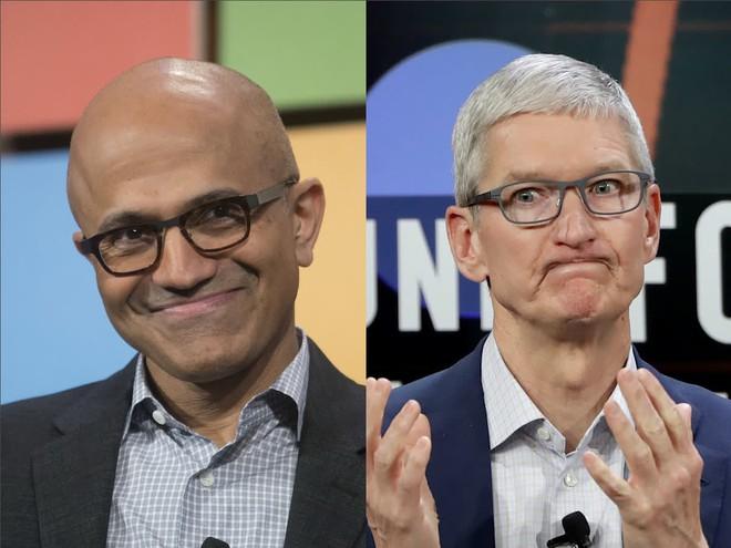 Windows 11, khởi đầu cho cuộc chiến trong kỷ nguyên mới giữa Apple - Microsoft - Ảnh 3.