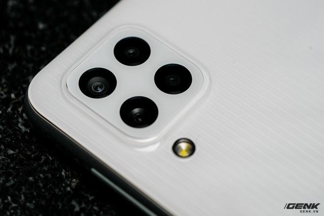 Trên tay Samsung Galaxy M32: Ngoại hình bắt mắt, camera đa dụng, pin 5000mAh, giá 6.290.000 đồng - Ảnh 13.