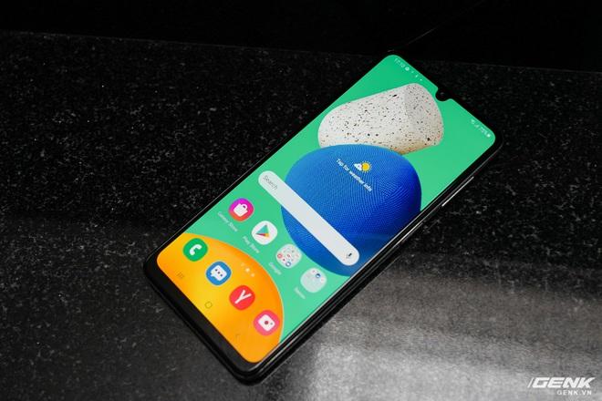 Trên tay Samsung Galaxy M32: Ngoại hình bắt mắt, camera đa dụng, pin 5000mAh, giá 6.290.000 đồng - Ảnh 14.