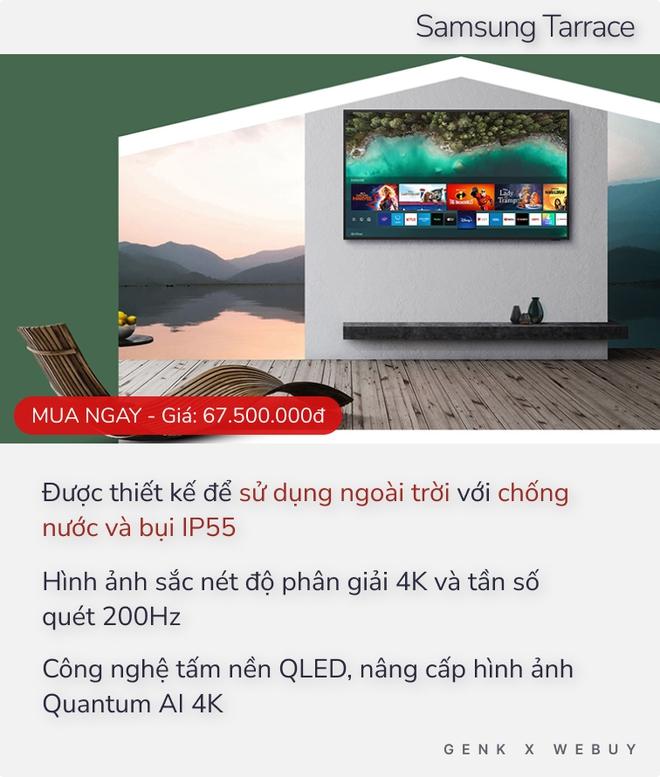 5 mẫu TV đỉnh chóp của độc lạ, có loại giá chỉ 21 triệu, có loại muốn mua cũng chẳng được - Ảnh 2.
