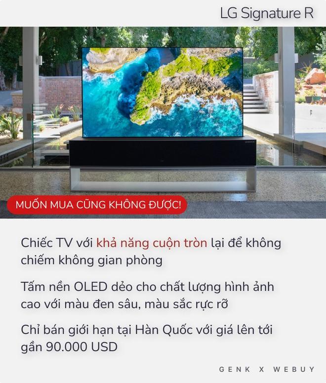 5 mẫu TV đỉnh chóp của độc lạ, có loại giá chỉ 21 triệu, có loại muốn mua cũng chẳng được - Ảnh 5.