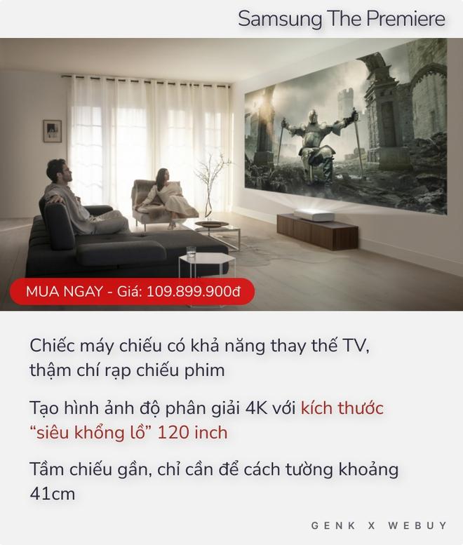 5 mẫu TV đỉnh chóp của độc lạ, có loại giá chỉ 21 triệu, có loại muốn mua cũng chẳng được - Ảnh 3.