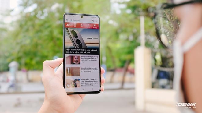 Trên tay Samsung Galaxy M62: Màn hình 6.7 inch, camera chính 64MP và pin 7000mAh - Ảnh 10.