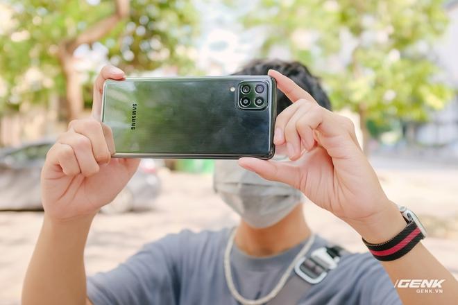 Trên tay Samsung Galaxy M62: Màn hình 6.7 inch, camera chính 64MP và pin 7000mAh - Ảnh 12.