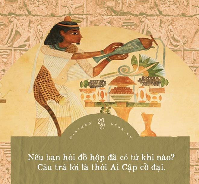 Thực phẩm chế biến: Một lịch sử trải dài 2 triệu năm - Ảnh 1.