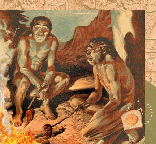 Thực phẩm chế biến: Một lịch sử trải dài 2 triệu năm - Ảnh 3.