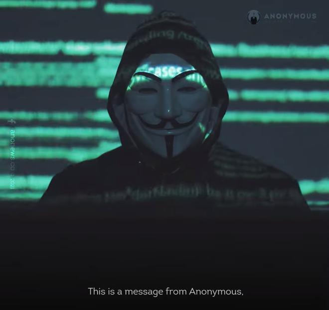 Bị nhóm hacker khét tiếng Anonymous đăng clip đe dọa, liệu Elon Musk có cần lo lắng? - Ảnh 1.