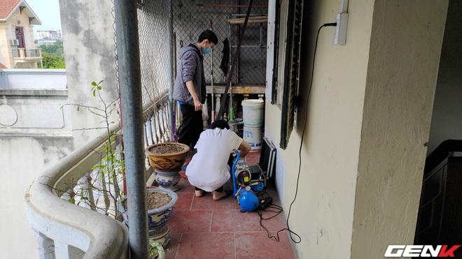 [Video] Đã bao lâu rồi nhà bạn chưa vệ sinh đường ống nước? Thử dùng dịch vụ sục đường ống và kết quả rùng mình - Ảnh 6.