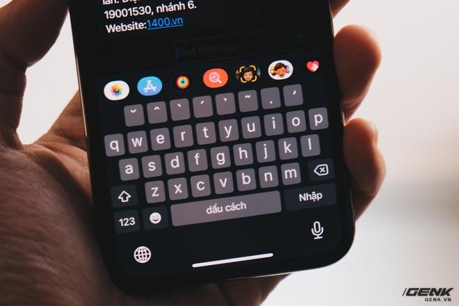 Hai tính năng của iOS 15 được Apple phát triển dành riêng cho người Việt - Ảnh 3.