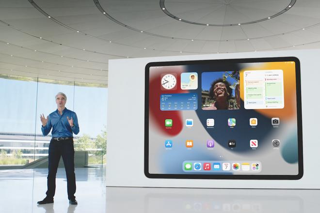 iPadOS 15 chính thức: Thiết kế widget linh hoạt, đa nhiệm tốt hơn - Ảnh 1.