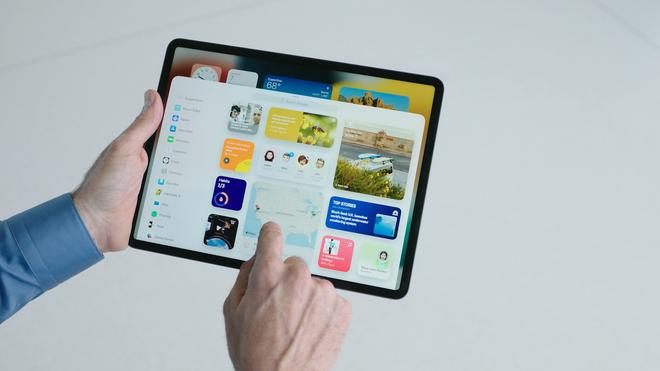 iPadOS 15 chính thức: Thiết kế widget linh hoạt, đa nhiệm tốt hơn - Ảnh 2.