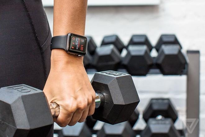 Apple ra mắt watchOS 8 với các tính năng theo dõi sức khỏe mới - Ảnh 1.