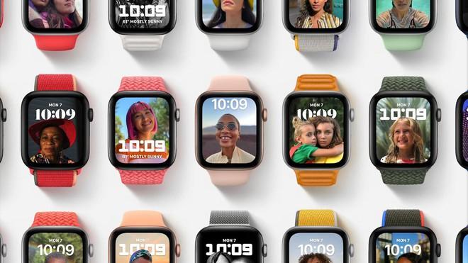 Apple ra mắt watchOS 8 với các tính năng theo dõi sức khỏe mới - Ảnh 2.