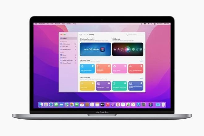 macOS Monterey ra mắt: Cải tiến Safari, điều khiển qua lại giữa Mac và iPad... - Ảnh 5.