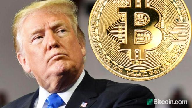 Chưa hết hoàn hồn vì Elon Musk, Bitcoin lại lao dốc sau khi bị ông Trump gọi là cú lừa - Ảnh 1.