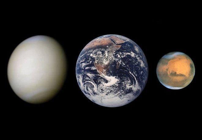Bốn tỷ năm trước, có ba Trái Đất trong hệ mặt trời, tại sao giờ đây chỉ còn lại một? - Ảnh 2.