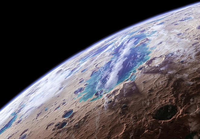 Bốn tỷ năm trước, có ba Trái Đất trong hệ mặt trời, tại sao giờ đây chỉ còn lại một? - Ảnh 6.