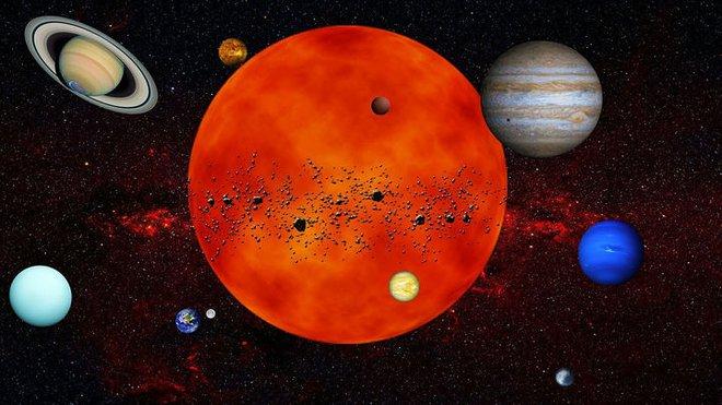 Bốn tỷ năm trước, có ba Trái Đất trong hệ mặt trời, tại sao giờ đây chỉ còn lại một? - Ảnh 1.