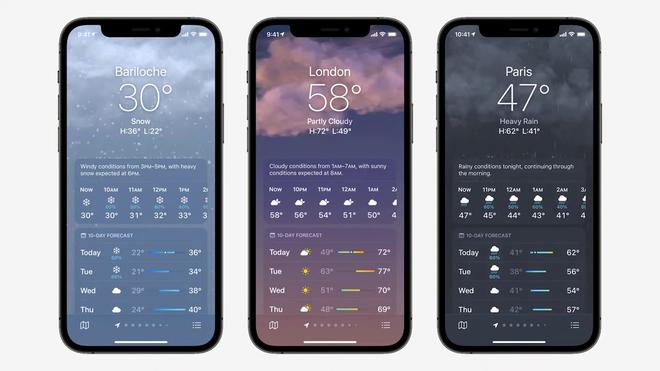 iOS 15 chính thức: Nhiều ứng dụng có giao diện mới, nhận dạng chữ viết từ ảnh, lưu khoá xe và thẻ căn cước vào iPhone - Ảnh 14.