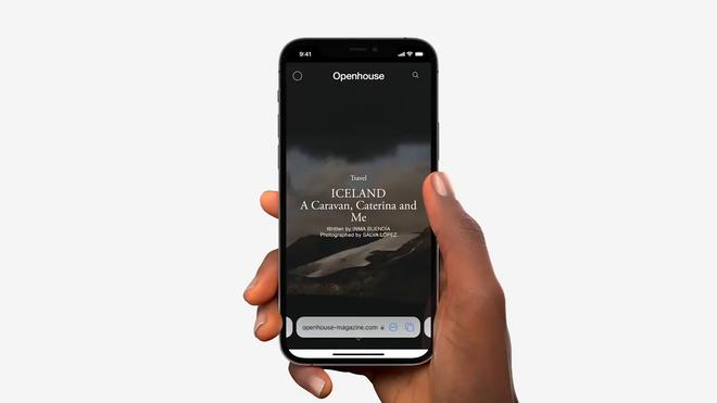 iOS 15 chính thức: Nhiều ứng dụng có giao diện mới, nhận dạng chữ viết từ ảnh, lưu khoá xe và thẻ căn cước vào iPhone - Ảnh 13.