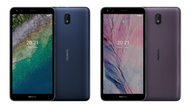 Nokia C01 Plus ra mắt với giá bán siêu rẻ, chạy Android 11 Go - Ảnh 1.