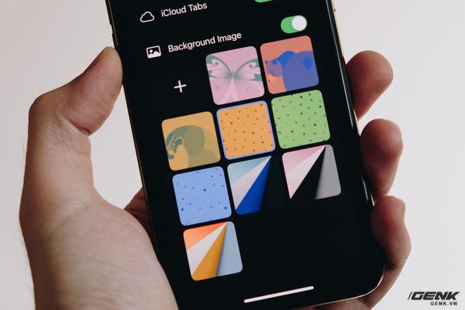 Cận cảnh trình duyệt Safari mới trên iOS 15: Giao diện tối giản nhưng cần thời gian làm quen - Ảnh 8.