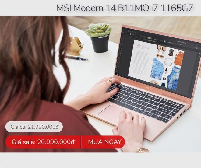 """Top 10 laptop đang sale """"sập sàn"""", work from home hiệu quả mà xem đội tuyển Việt Nam đá bóng cũng đã! - Ảnh 8."""