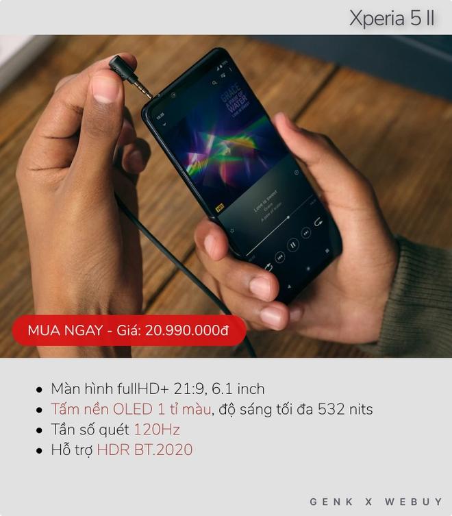 """6 điện thoại màn hình không khuyết điểm, vừa sáng đẹp lại thêm HDR để cày phim cho """"đã cái nư"""" - Ảnh 5."""