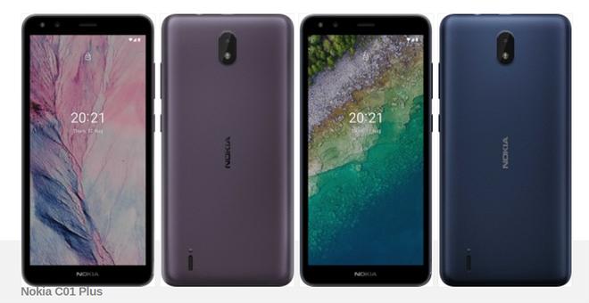 Nokia C01 Plus ra mắt với giá bán siêu rẻ, chạy Android 11 Go - Ảnh 2.