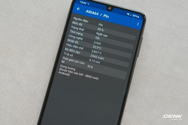 Đánh giá Galaxy A22 LTE: Giá chỉ hơn 5 triệu nhưng có camera chống rung quang học OIS - Ảnh 18.