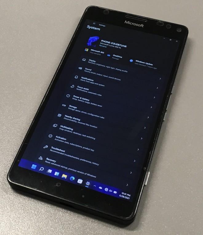 Cài đặt thành công Windows 11 lên chiếc Lumia 950 XL gần 6 năm tuổi - Ảnh 6.