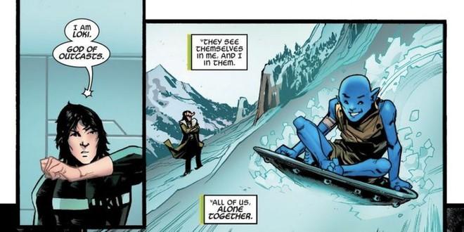 Soi tiểu tiết Loki tập thứ 5: Tháp Avengers bị bán, Thanos cưỡi trực thăng, búa Mjolnir bị vứt như phế thải - Ảnh 11.
