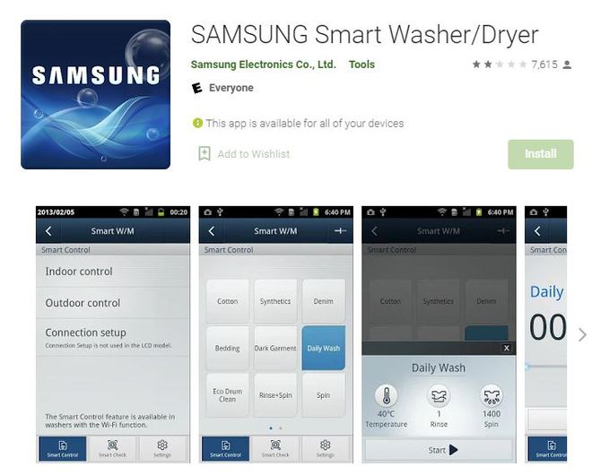 Người dùng phẫn nộ vì ứng dụng máy giặt của Samsung yêu cầu quyền truy cập danh bạ, vị trí trên smartphone - Ảnh 2.