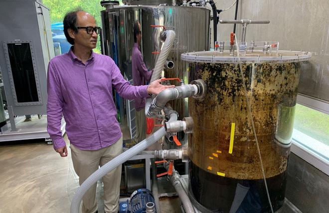 Hàn Quốc: Đại học lắp bồn cầu biến chất thải thành năng lượng sạch, còn tặng tiền ảo để mua đồ căng tin - Ảnh 1.