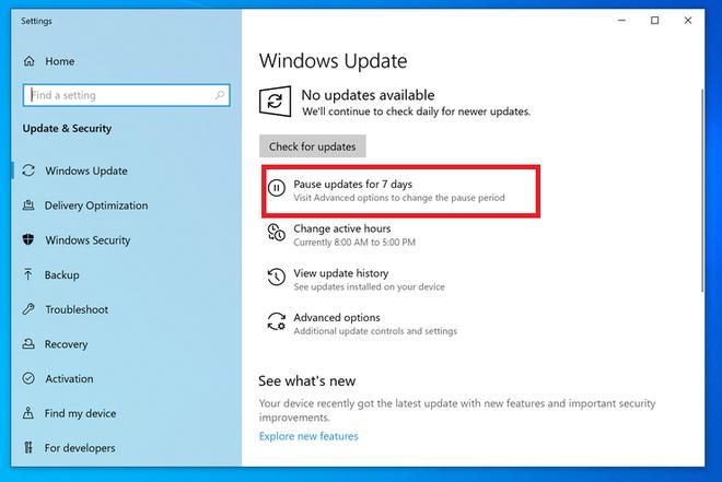 22 chức năng ẩn của Windows 10 có thể bạn chưa biết (Phần 2) - Ảnh 7.