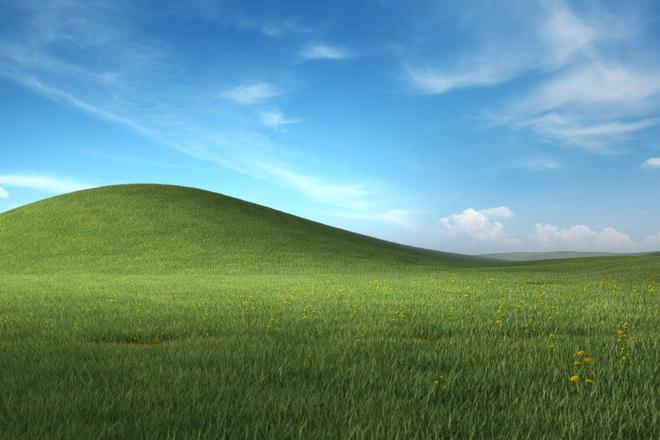 Microsoft tung bộ hình nền hoài niệm, có cả Bliss huyền thoại của Windows XP - Ảnh 3.