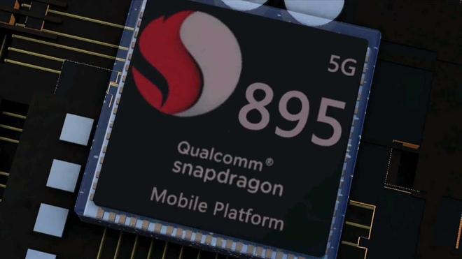 Qualcomm Snapdragon 895 sẽ không mạnh bằng Apple A15 Bionic và Samsung Exynos 2200 - Ảnh 1.