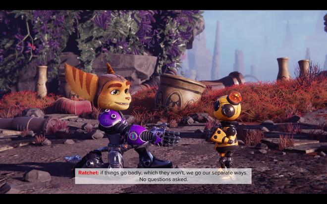 Review Ratchet & Clank (PS5): slideshow dạy trẻ bài học cuộc sống đội lốt game bom tấn có Ray Tracing - Ảnh 9.