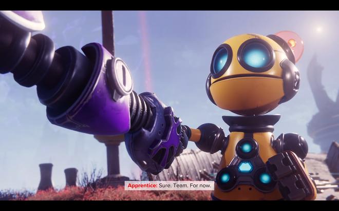 Review Ratchet & Clank (PS5): slideshow dạy trẻ bài học cuộc sống đội lốt game bom tấn có Ray Tracing - Ảnh 10.