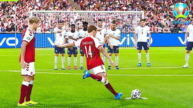 Chết cười với ông bác chăm chú theo dõi Euro 2020 mà không biết đó chỉ là 1 trận đấu giả lập trong game PES - Ảnh 2.