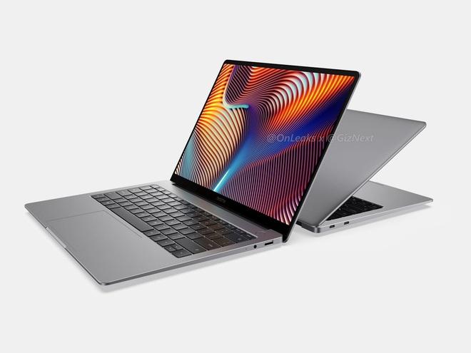 Đây là Realme Book: Laptop đầu tay của Realme, thiết kế giống hệt MacBook Pro? - Ảnh 2.