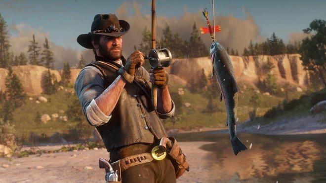 Giảng viên xuất bản nghiên cứu khẳng định: game thủ Red Dead Redemption 2 có nhận thức tốt hơn về tự nhiên - Ảnh 1.