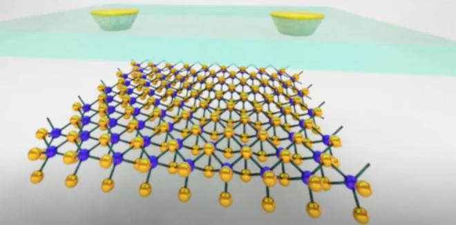 Lần đầu tiên, các nhà khoa học liên kết thành công vật liệu siêu dẫn với vật liệu bán dẫn - Ảnh 1.