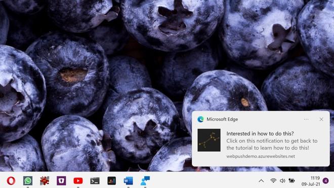 Thông báo trên Windows 11 có nên được chuyển sang góc trên cùng bên phải? - Ảnh 2.