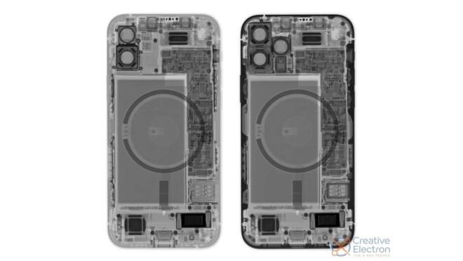 Vì sao camera của iPhone 13 lại được đặt theo đường chéo? - Ảnh 2.