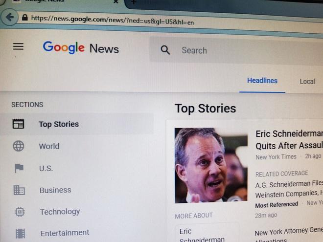 Google bị phạt 500 triệu EUR vì bản quyền tin tức tại Pháp - Ảnh 2.